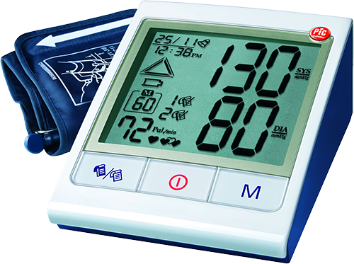 PIC Blood pressure Monitor